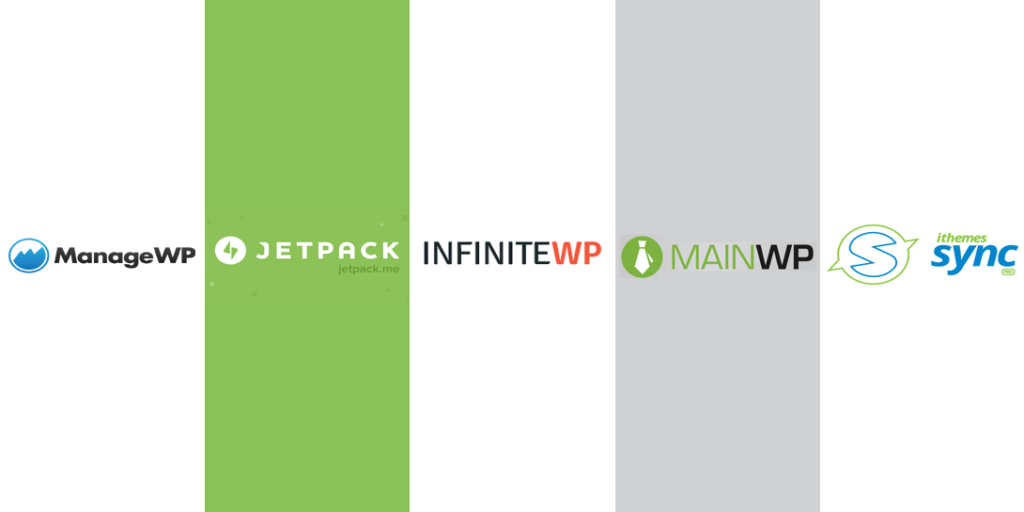 ManageWP vs Jetpack Manage vs InfiniteWP vs MainWP vs iThemes Sync